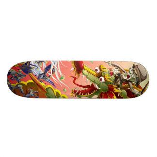 Dragon Custom Skate Board