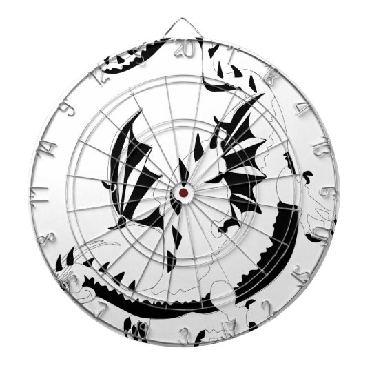 dragon dartboard