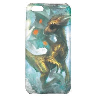 Dragon de glace pour iphone4 coque iPhone 5C