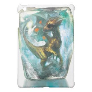 Dragon de glace pour l'ipad étui iPad mini