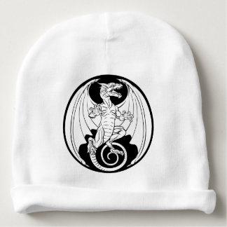 Dragon Design Baby Beanie