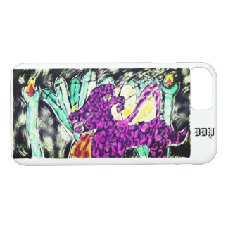 dragon diamond art Case-Mate iPhone case