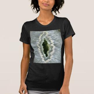 Dragon Eye Agate Druzy T-Shirt
