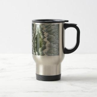 Dragon Eye Agate Druzy Travel Mug