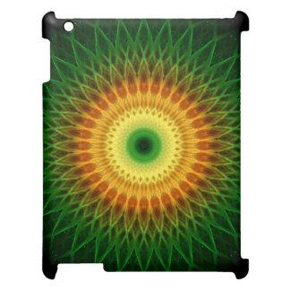 Dragon Eye Mandala Cover For The iPad