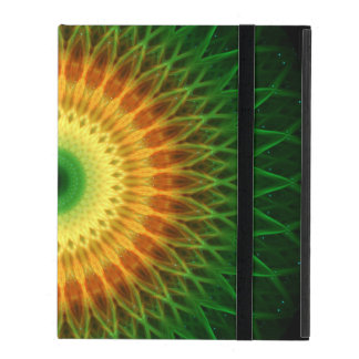 Dragon Eye Mandala Covers For iPad