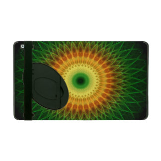 Dragon Eye Mandala iPad Cases