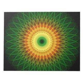 Dragon Eye Mandala Notepads