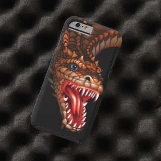 Dragon Face Tough iPhone 6 Case