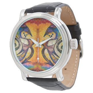 Dragon face watch