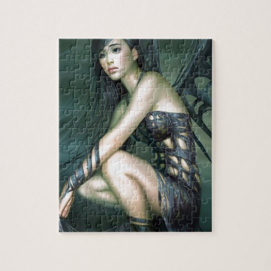 dragon fairy jigsaw puzzle