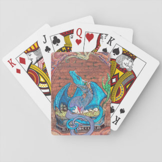 Dragon Family Cards