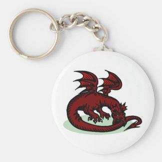 Dragon Fantasy 7 Keychain