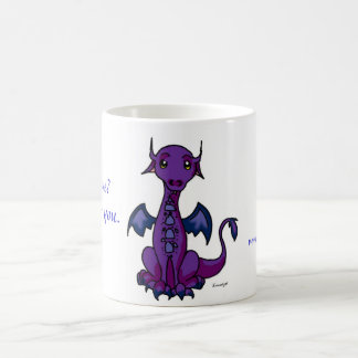 Dragon, Feeling blue? Coffee Mug
