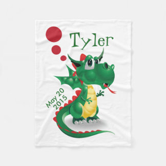 Dragon Fleece Blanket