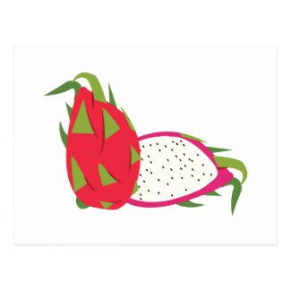 Dragon Fruit Postcard