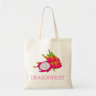 Dragon Fruit Tote Bag