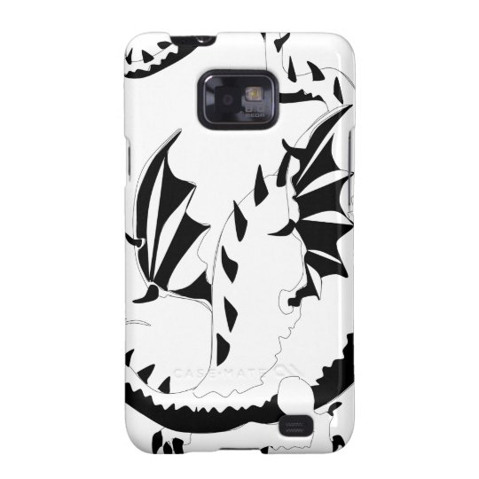 dragon galaxy SII covers