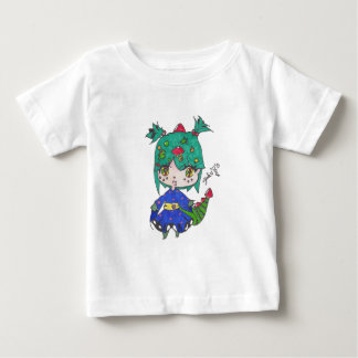 dragon girl edited baby T-Shirt
