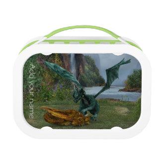 Dragon Hatchlings Lunch Box