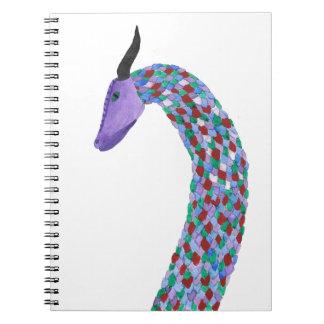 Dragon Head Notebook