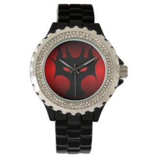 Dragon Head Silhouette Watch