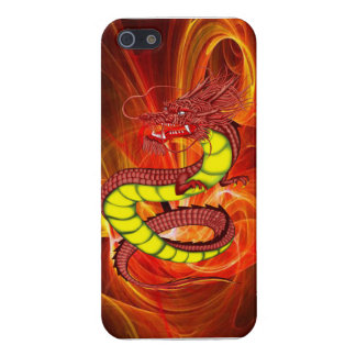 DRAGON iPhone 5 CASES