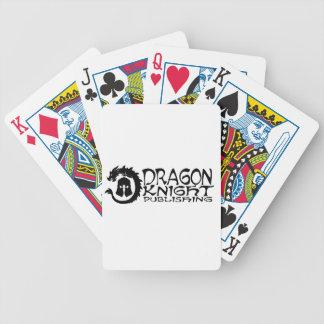 Dragon-Knight Publishing Logo Bicycle Playing Cards