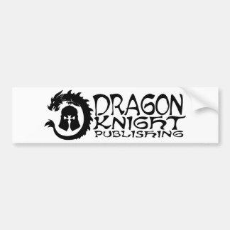 Dragon-Knight Publishing Logo Bumper Sticker