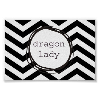 Dragon Lady Poster