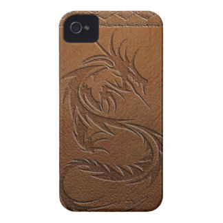 Dragon leather Case-Mate iPhone 4 cases
