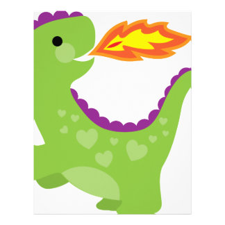 Dragon Letterhead