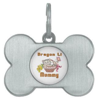 Dragon Li Cat Mom Pet ID Tags
