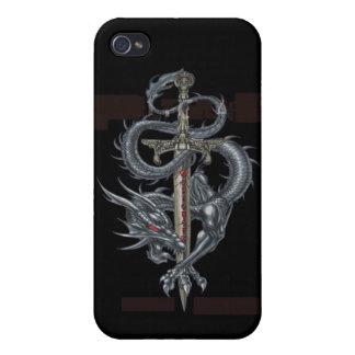 dragon-logo iPhone 4 cases
