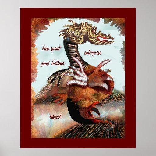 Dragon lore posters