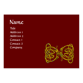 DRAGON LOVE LARGE BUSINESS CARD