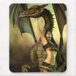 Dragon Lover Mouse Pads
