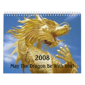 Dragon Luck Mall Calendars