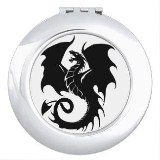 Dragon Makeup Mirror