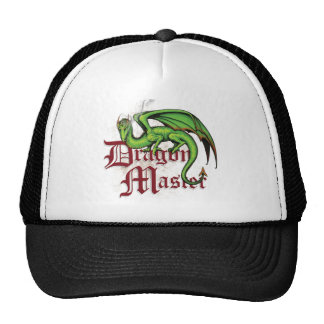 dragon master for light shirts trucker hat
