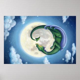 Dragon Moon Dreams Poster