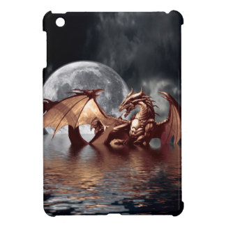 Dragon & Moon Fantasy Mythical iPad Mini Case