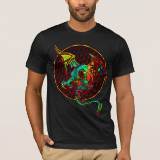 Dragon Moon One Sided Shirt