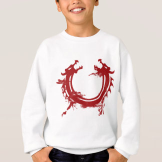 Dragon Motive Sweatshirt