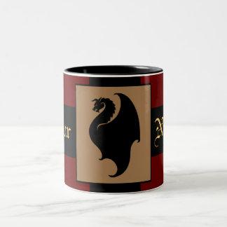 Dragon Name Your Mug