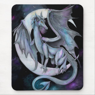 Dragon Night Mouse Pad