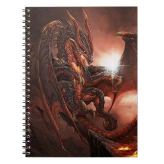 Dragon Notebooks