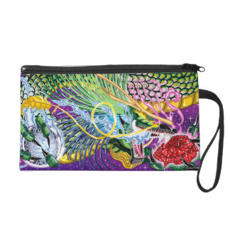 Dragon Of The Rose Clutch