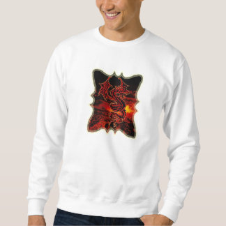 Dragon on Fire Sweatshirt