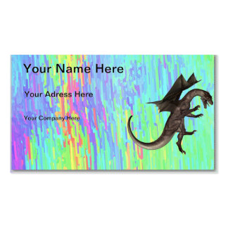 Dragon Pack Of Standard Business Cards